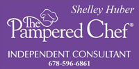 Pampered Chef Shelley Huber